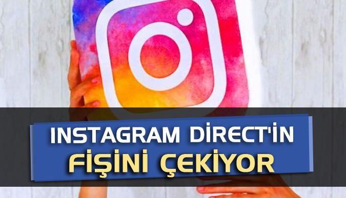 Instagram Directin fişini çekiyor