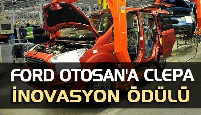 Ford Otosana CLEPA İnovasyon Ödülü