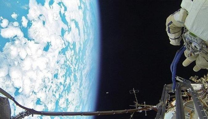 Dünyanın ilk yapay yer çekimli uzay oteli