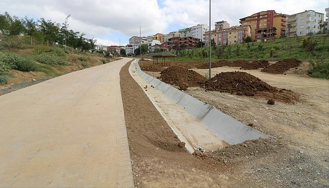 Gebze'nin en büyük parkı olacak