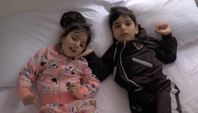 Türkiyede eşi bulunmayan hastalıkla mücadele ediyorlar