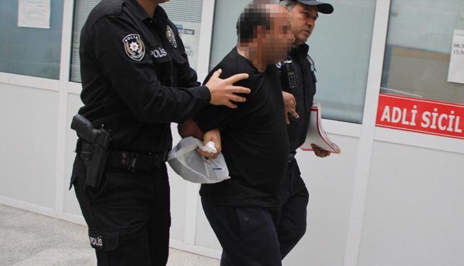 Kız çocuğunu taciz eden şahıs tutuklandı!