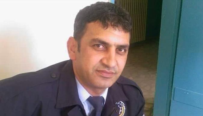 Polis memuru kalp krizine yenildi