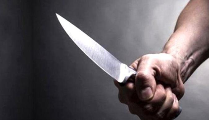 Kayınpederinin boğazını bıçakla keserek öldürdü!