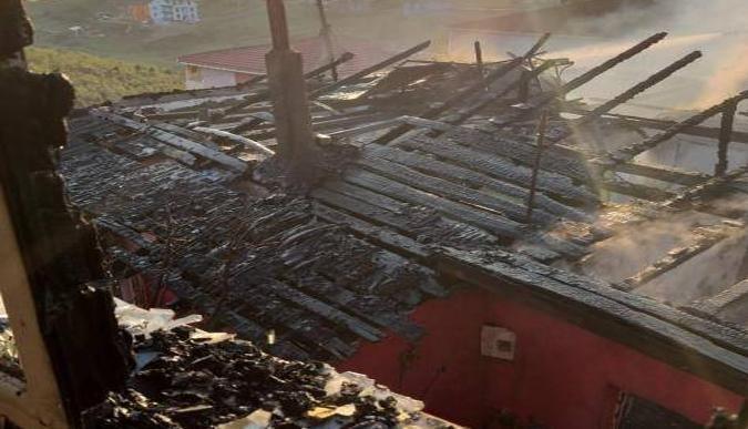 Körfezde 3 ev alev alev yandı!