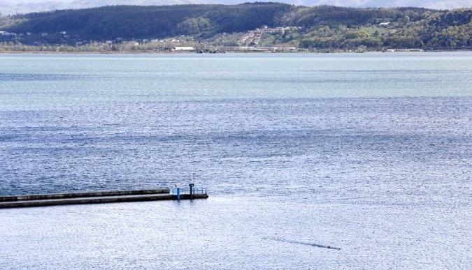 Sapanca Gölündeki su seviyesi normal