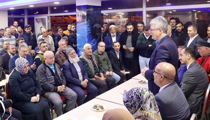 Ellibeş, '35 günde 472 toplantı yaptık'