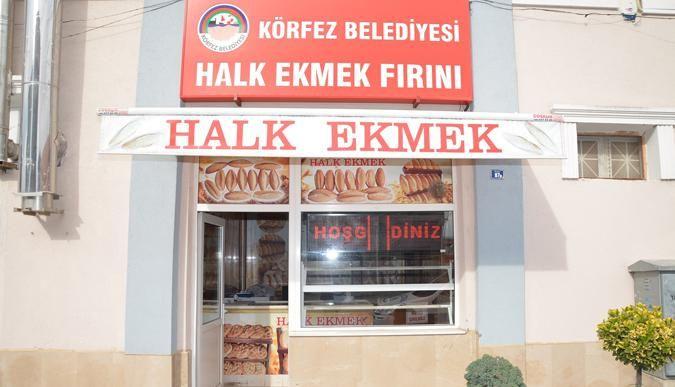 Halk Ekmek artık Körfez'de de 1 TL