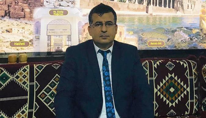 Cebrail Aydın, 2. kez başkan