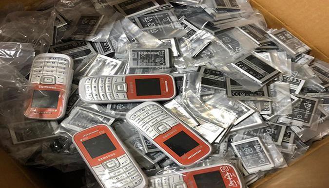 11 bin kaçak cep telefonu ele geçirildi!