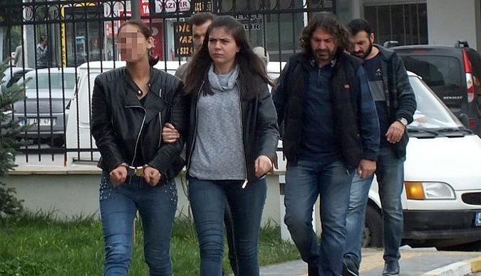 Üvey babasını öldüren kadına 15 yıl hapis