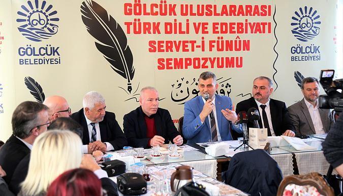 Türk edebiyatının kalbi Gölcük'te atacak