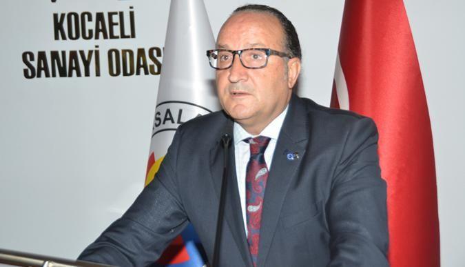 Zeytinoğlu, 'Sanayi üretim endeksi yüzde 3.8 arttı'