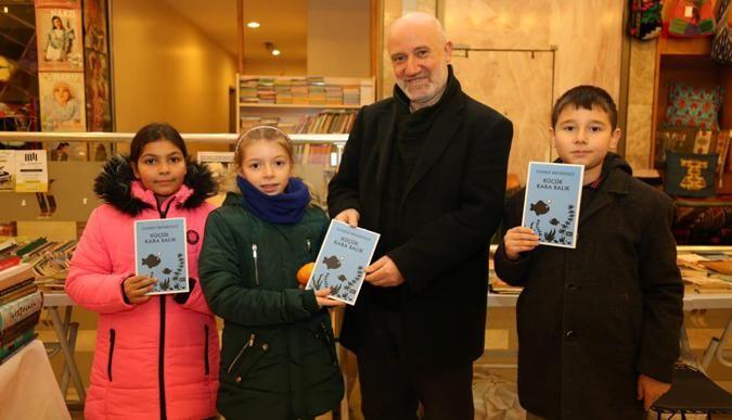 Çocuklara ücretsiz kitap