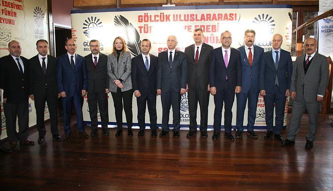 Gölcük'ten Türk edebiyatına önemli katkı