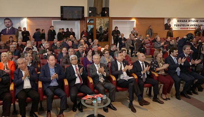 CHP İzmit'te kongre başladı