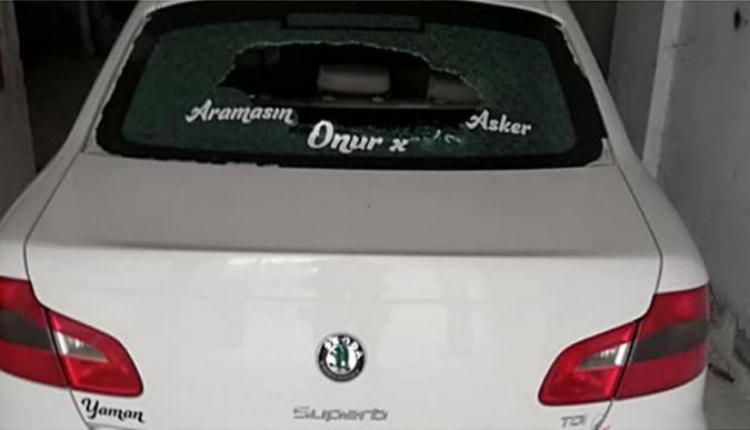 İYİ Partili yöneticiye silahlı saldırı!
