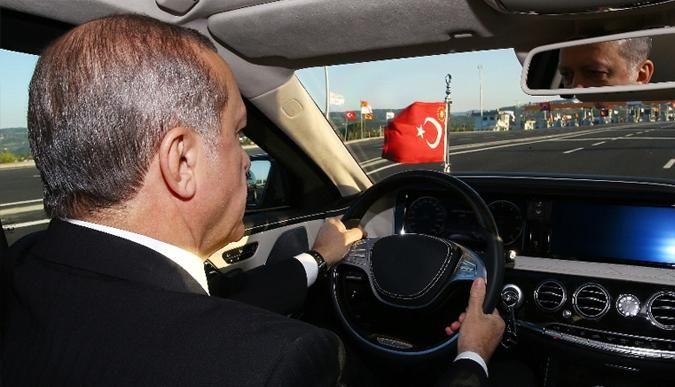 Cumhurbaşkanı Erdoğan yerli otomobil için geliyor