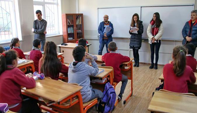 16 Bin öğrenciye geri dönüşüm eğitimi
