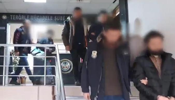 DEAŞtan yakalanan 3 şahıs tutuklandı!