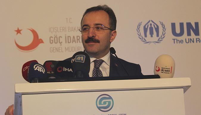 Çataklı, 'Türkiye düzensiz göçlerin hedefi'