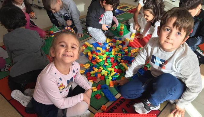 Lego Education BİLNET Kocaeli'de
