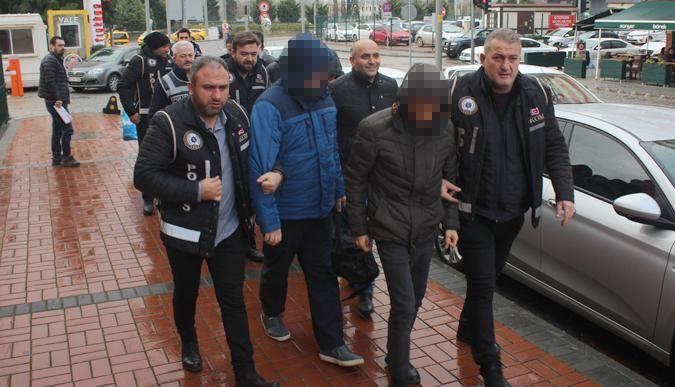 FETÖden gözaltına alınan 34 kişi serbest kaldı