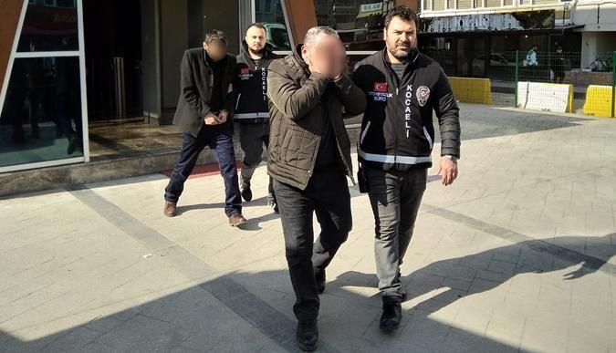 Mal yüklü iki tırı çalan 3 hırsız tutuklandı