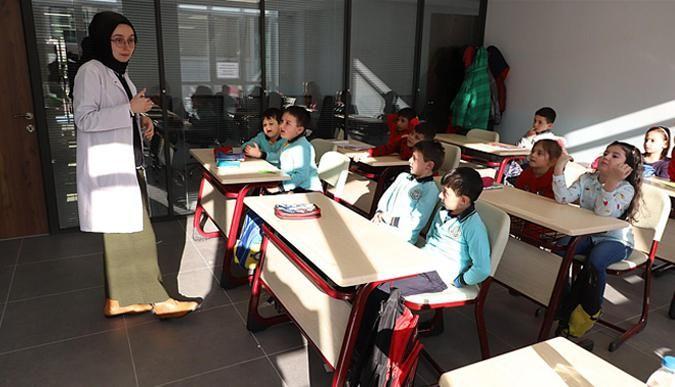 Fatih Sultan Mehmet Bilgievi yeni adresinde