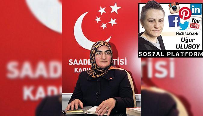 SP'li Genel Başkan Ebru Asiltürk, İzmit'e geliyor