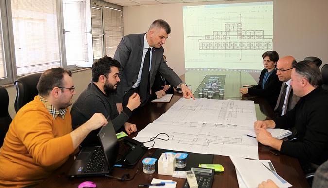 Yazlık Ilıca'da 'Otel Projesi' hız kazandı