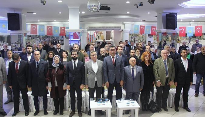 İYİ Parti Darıca'da başkan Gündüz