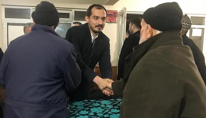 Ali Güney bu kez Hasancık'ta