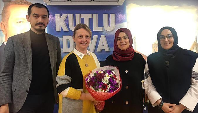 AK Kadın İzmitte yönetim kurulu belirlendi