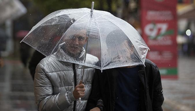 Meteorolojiden Kocaeli için yağış uyarısı