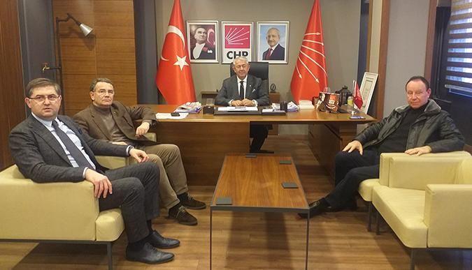 Sarıbay 'Kongremizde şehitlerimizin aziz hatırası yaşatılacak'