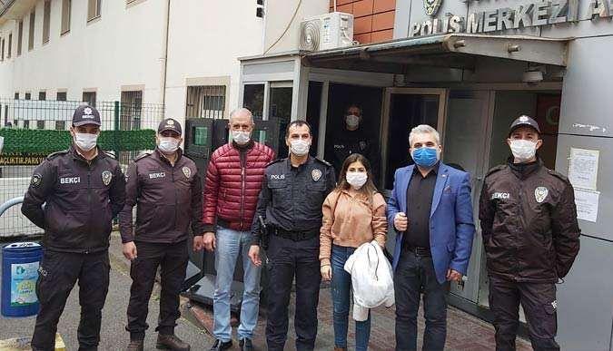 Turan Şahin, polis haftasını kutladı