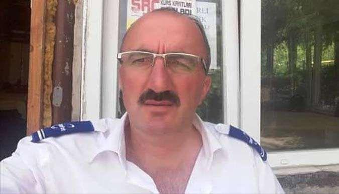 Büyükşehir çalışanı kazada hayatını kaybetti