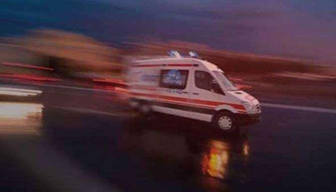 Yaşlı adam talihsiz kazada hayatını kaybetti!
