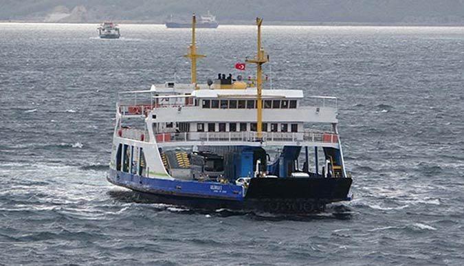 Deniz ulaşımı seferleriyle ilgili duyuru yapıldı