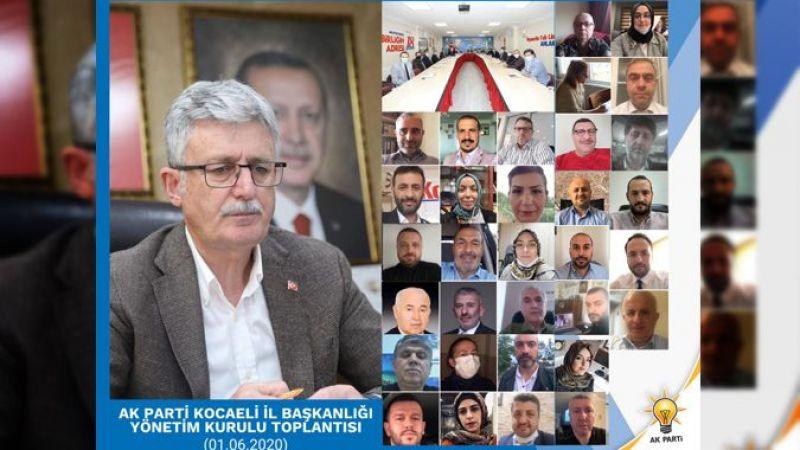 AK Parti'de gündem ertelenen kongreler