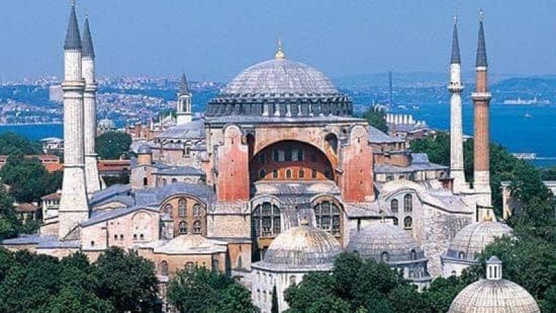 Hodri Meydan, Ayasofya'da namaz kılacak