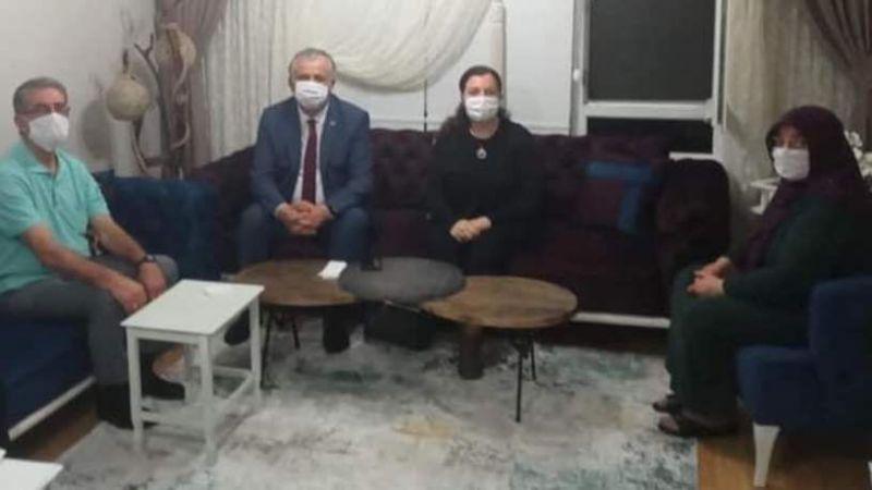 İzmit Vefa Grubu'nda şehit ve gazi ailerine vefa