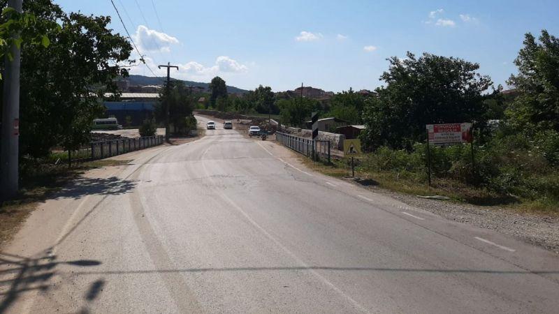 Beyoğlu Caddesi'ndeki köprü 4 şerit olacak