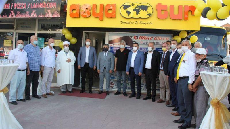 Asya Tur'un Akyazı Şubesi açıldı