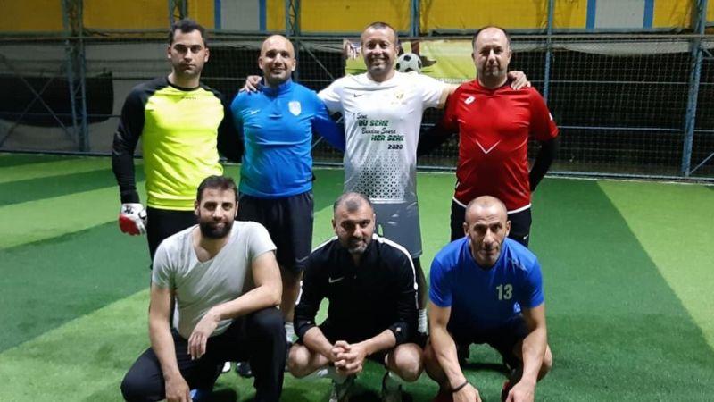 Bekirpaşa Masterlar Antalya'ya hazırlanıyor