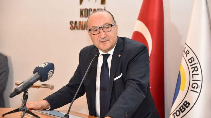 KSO Başkanı Zeytinoğlu'ndan ocak ayı enflasyon artışı değerlendirmesi