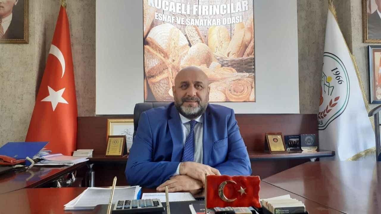 Ali Sarı'dan fırıncılara 'hazır olun' uyarısı - Çağdaş Kocaeli Gazetesi