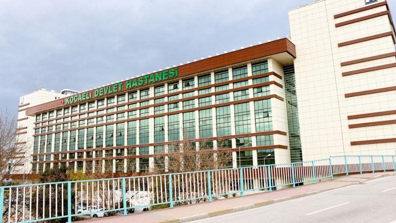 Kocaeli Devlet Hastanesi'ndeki kantin yeri kiraya verilecek