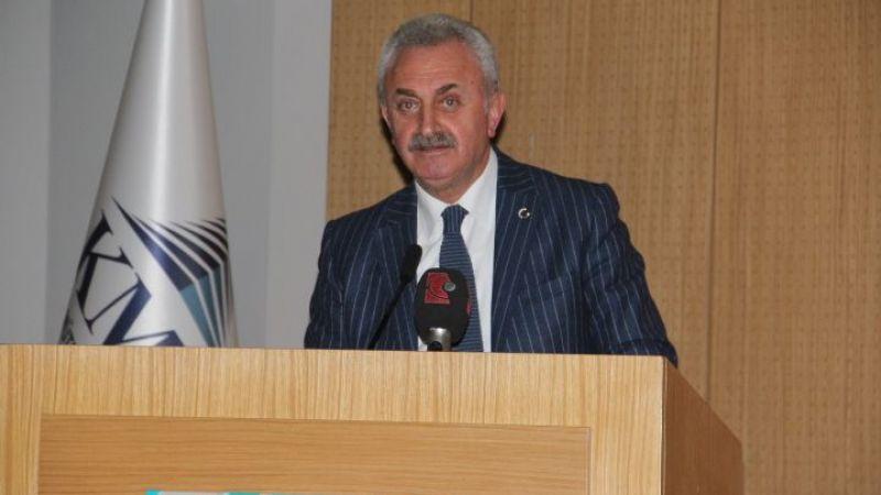 Müteahhitler Birliğinin yeni başkanı Oğuzhan Keleş